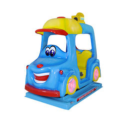 Amusement MP3 Arcade Kiddie Rides W1920*D1020*H1730mm With 1 Year Warranty